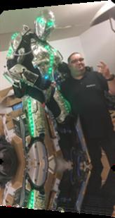 Vign_robot_led